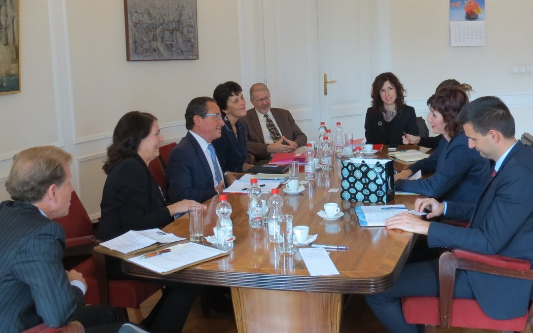 International Delegations