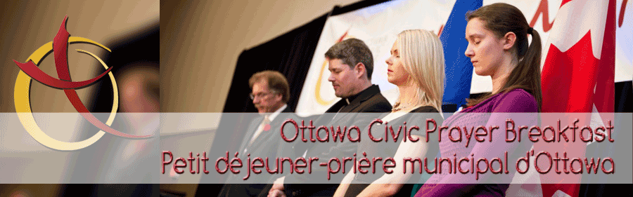 "Ottawa Civic Prayer Breakfast: ""Who is my Neighbour?"""
