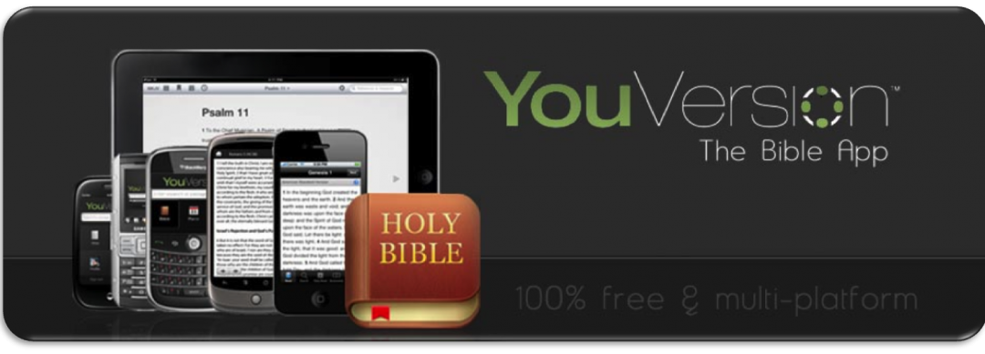 YouVersion The Bible App - listen to or read the Bible on your