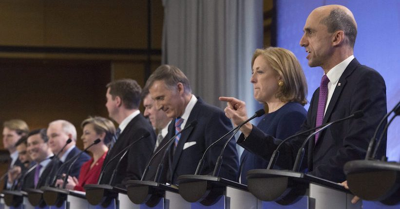 Roundtable Analysis: Conservative Party Leadership