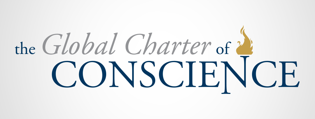 Global Charter of Conscience banner