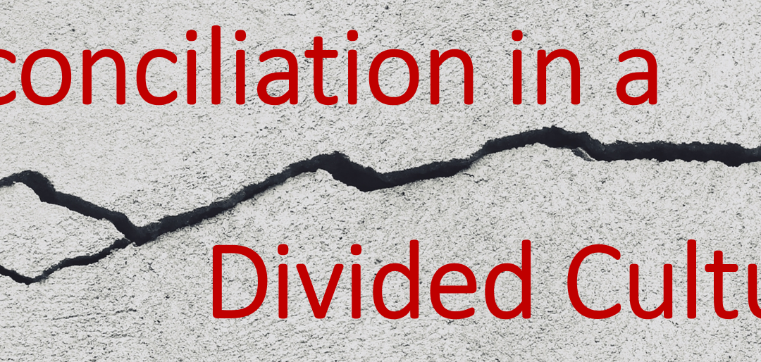 "Roundtable: ""Reconciliation in a Divided Culture"" with Michael Ramsden"
