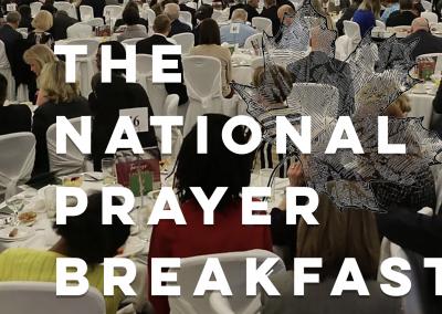 54th National Prayer Breakfast – Know, Believe, Imagine