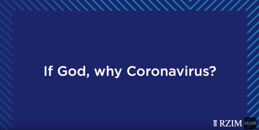 If God, Why the Coronavirus?