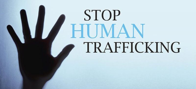 "Webinar: ""Stop Human Trafficking. What can we do?"""