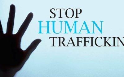 Human Trafficking Trailer