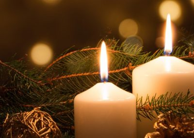 """37th Christmas Celebration """"Hope in Uncertainty"""" with Dr. Peter Chung"""