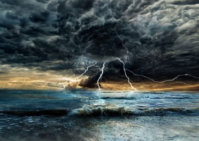 Into the Storm – Bishop Andrew Williams