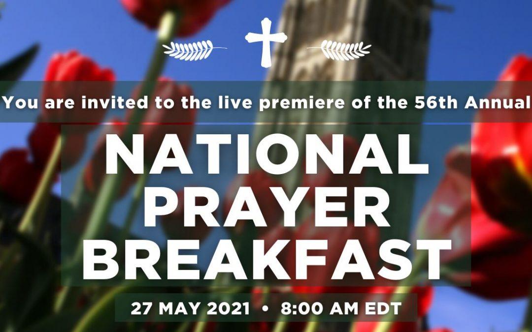56th National Prayer Breakfast: Our Certain Hope